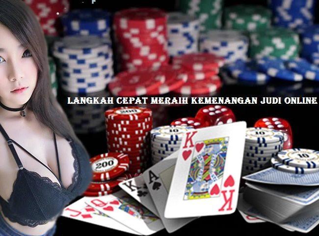 Langkah Cepat Meraih Kemenangan Judi Online Poker